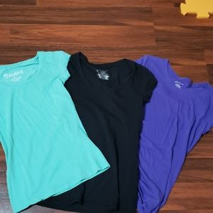 Fitted women's tshirt bundle